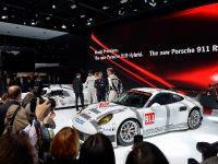 thumbnail image of Porsche 911 GT1 Geneva 2014