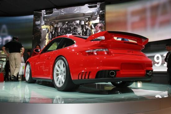 Porsche 911 GT2 Frankfurt