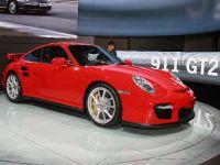 thumbnail image of Porsche 911 GT2 Frankfurt 2011