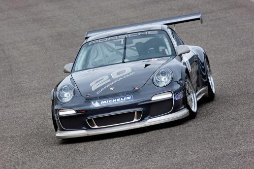 Porsche 911 GT3 Cup будут представлены на Франкфуртском автосалоне