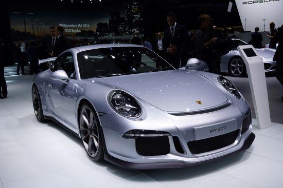 Porsche 911 GT3 Frankfurt