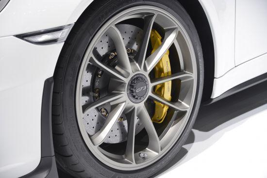 Porsche 911 GT3 Geneva