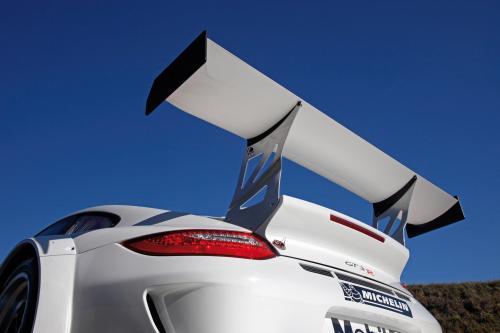 Porsche показал 911 GT3 R