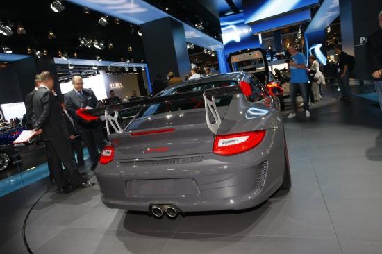 Porsche 911 GT3 RS Frankfurt
