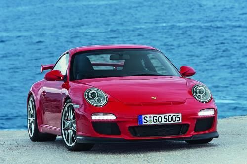 Новый Porsche 911 GT3 дебютирует в Женеве