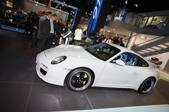 Porsche 911 Sport Classic Frankfurt