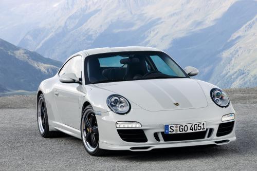 Porsche 911 Sport Classic будет ограничена 250 автомобилей по всему миру