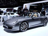 thumbnail image of Porsche 911 Targa 4 Geneva 2014
