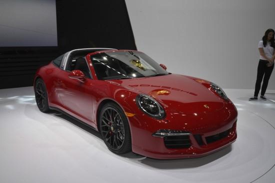 Porsche 911 Targa 4 GTS Detroit