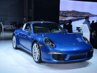 Porsche 911 Targa 4 New York 2014