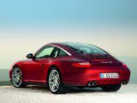 Second generation Porsche 911 Targa 4S