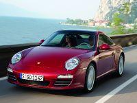 Porsche 911 Targa 4S, 4 of 5