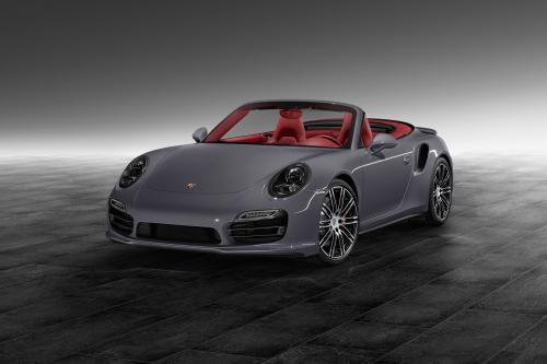 Порше 911 Турбо Кабриолет от Porsche эксклюзивные