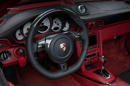 Porsche 911 Turbo Cabriolet by Vilner