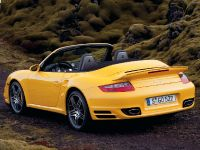 Porsche 911 Turbo Cabriolet, 4 of 4