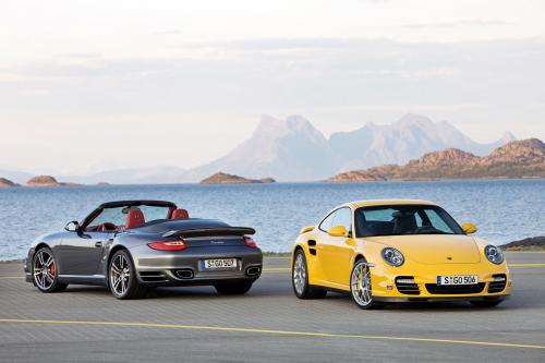 Больше мощности и КПД на следующий Porsche 911 Turbo