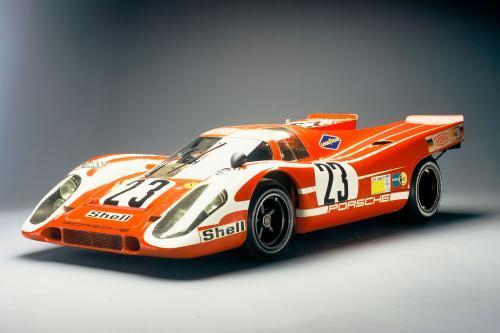 40-летие Porsche 917 - величайший гоночный автомобиль в истории