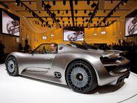 Porsche 918 Spyder Concept, 3 of 12