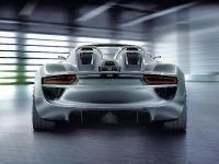 Porsche 918 Spyder Concept, 6 of 12