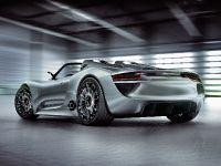 Porsche 918 Spyder Concept, 5 of 12