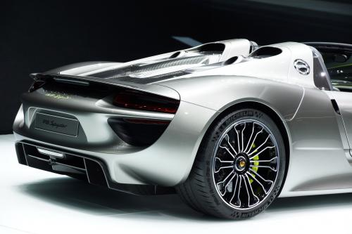 porsche 918 spyder frankfurt 2013 hd pictures. Black Bedroom Furniture Sets. Home Design Ideas