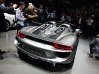 thumbnail image of Porsche 918 Spyder Frankfurt 2013