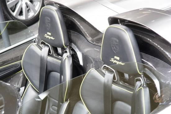 Porsche 918 Spyder Geneva