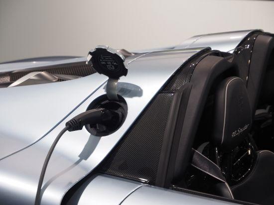 Porsche 918 Spyder New York
