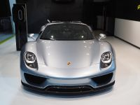thumbnail image of Porsche 918 Spyder New York 2014