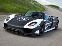 Porsche 918 Spyder Prototype, 1 of 6