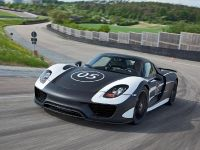 Porsche 918 Spyder Prototype, 3 of 6