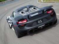 Porsche 918 Spyder Prototype, 5 of 6