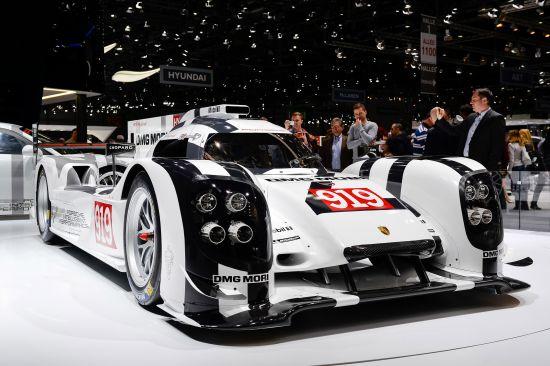 Porsche 919 Hybrid Geneva