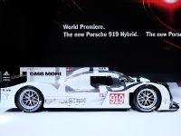Porsche 919 Hybrid Geneva 2014