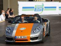 Porsche Boxster E, 2 of 3