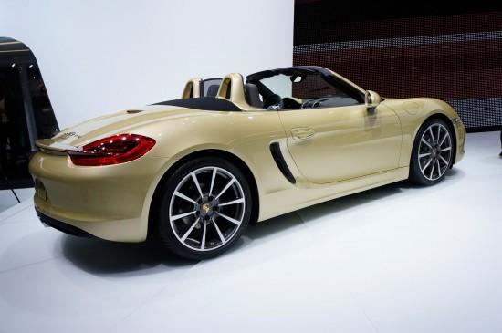 Porsche Boxster Geneva