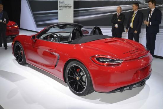Porsche Boxster GTS Los Angeles