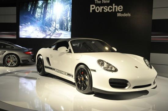 Porsche Boxster Spyder Los Angeles