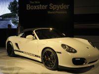 Porsche Boxster Spyder Los Angeles 2009