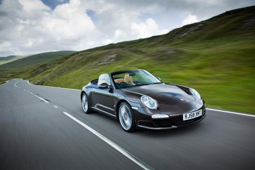 Бесплатный осмотр для Porsche Cabriolet моделей