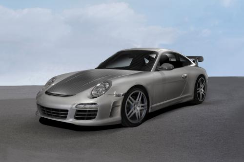 Porsche 911 by MANSORY Switzerland