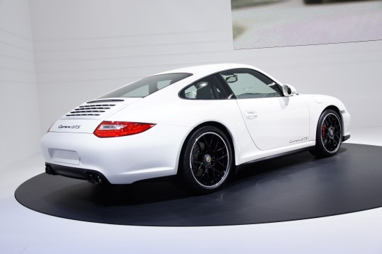 Porsche Carrera GTS Paris
