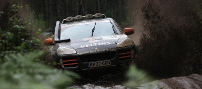 Porsche Cars Great Britain Rally (2008) - picture 4 of 6