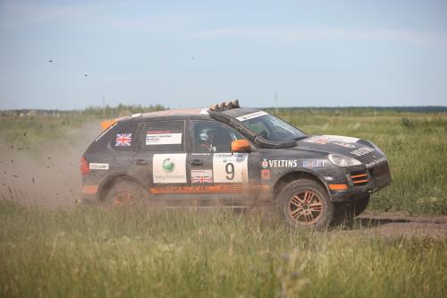 Porsche Cars Great Britain Rally (2008) - picture 1 of 6