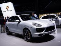 thumbnail image of Porsche Cayenne Turbo S Frankfurt 2013