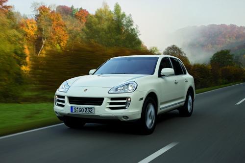 Премьера в Porsche: Cayenne с дизельным двигателем