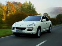 Porsche Cayenne with diesel engine