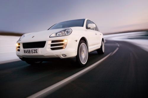 Porsche Cayenne - диапазон расширен новым дизельным двигателем и гибридным приводом