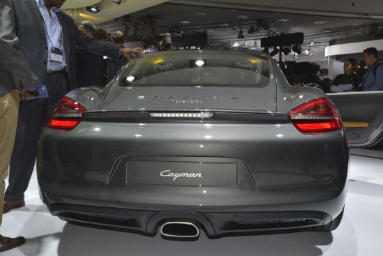Porsche Cayman Los Angeles