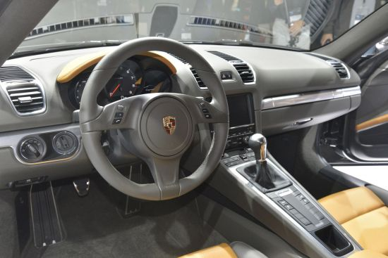 Porsche Cayman Los Angeles